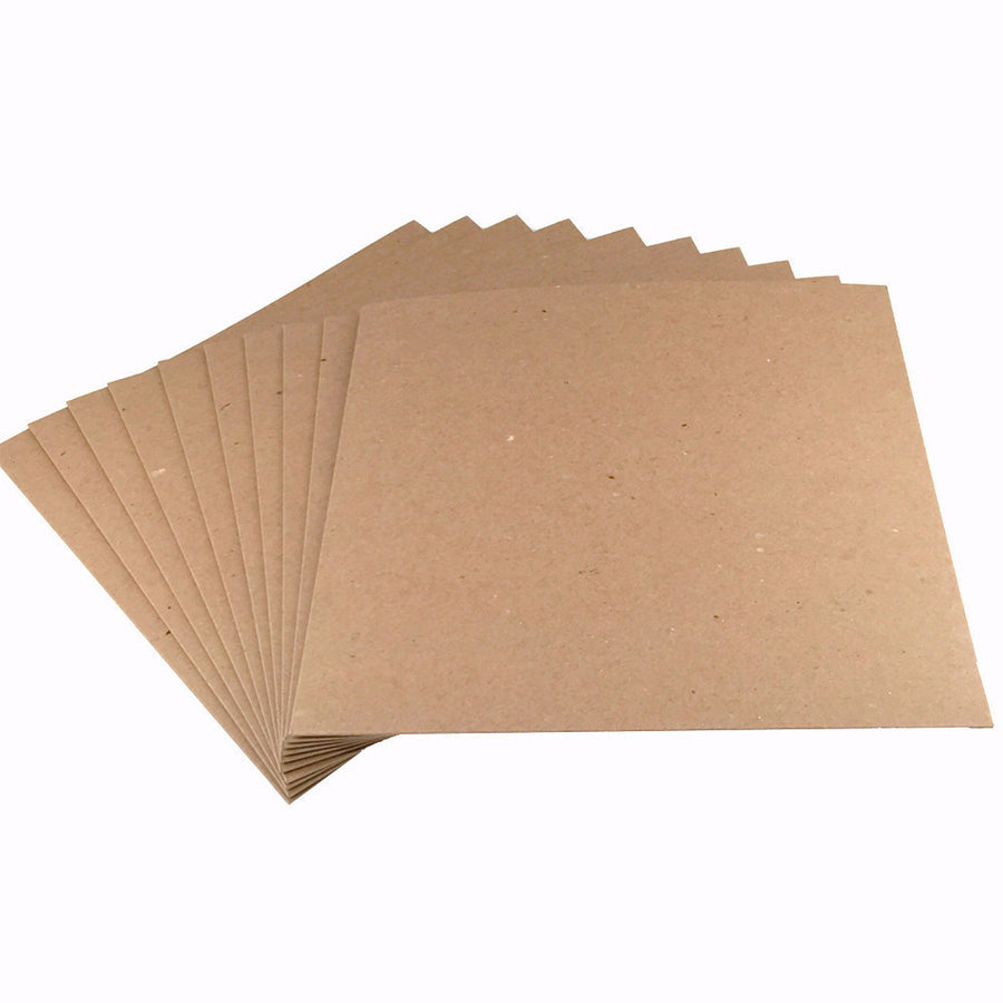 ReSleeve Cardboard Record Jackets (10-Pack) - Guided  - 1