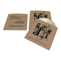 Custom Printed Full Color Recycled CD Sleeve - Single Disc