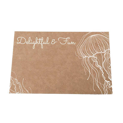Custom Printed Pochette Envelopes