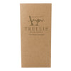Custom Printed Mini Pocket Folders - Brown Kraft 20 pt Chipboard