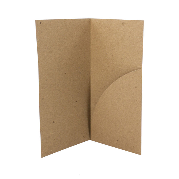 Small Pocket Folders - Single Pocket