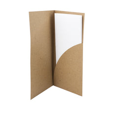 Small Pocket Folders - RePocket - Pocket Folder perfect for receipts of brochures