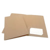 Recycled Mini Pocket Folder - Two Pocket
