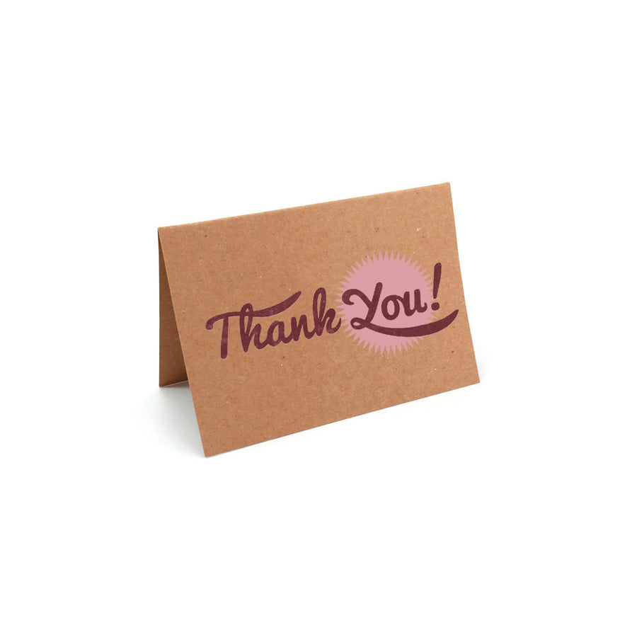 "5"" x 7"" Thank You Cards"