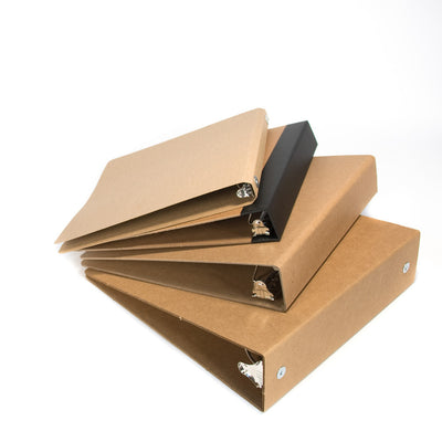 ReBinder Recycled Binders Assortment Combo - Eco-Friendly