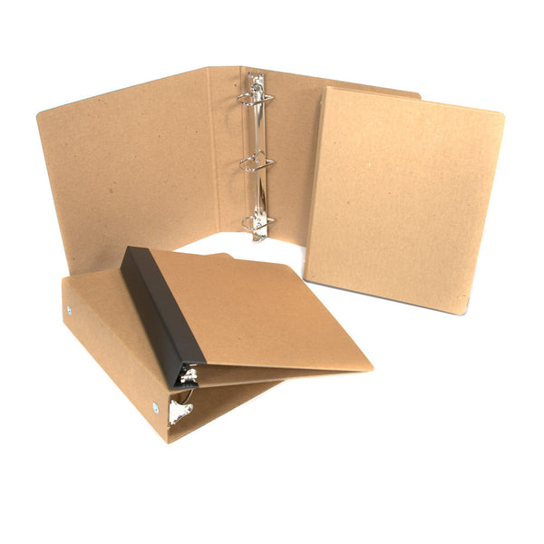 ReBinder Recycled Binders Assortment Combo - 4 Piece Kit