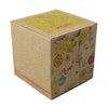 Custom Printed Recycled Gift Boxes 4x4x4 - Whimsical Full Print Box