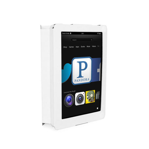 Recycled Cardboard Kindle Fire Cases - White (3 pack)