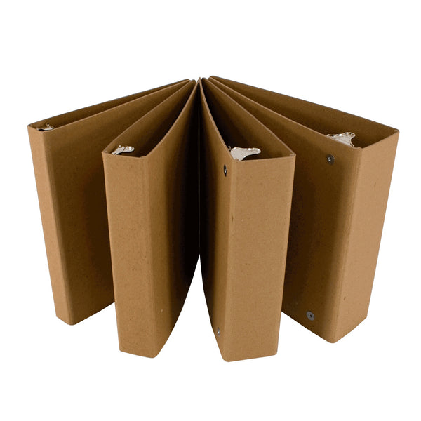 ReBinder Select Recycled Binders Combo - 100% Recycled Chipboard