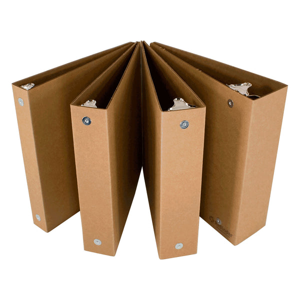 ReBinder Original Recycled Binders Combo - Made in USA
