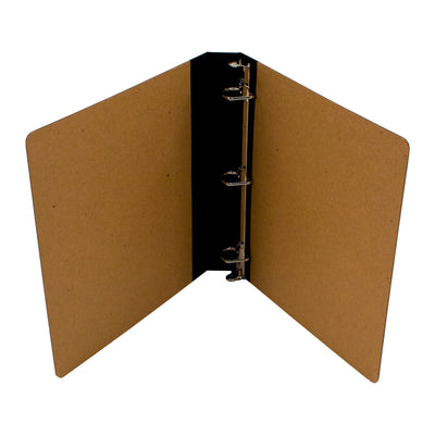 "Custom Printed 1"" ReBinder Professional Recycled Binders - Guided  - 4"