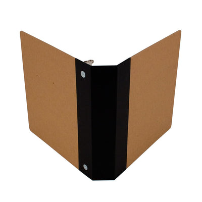 "1.5"" ReBinder Professional Recycled Binders - 2.25"" W Spine Width"