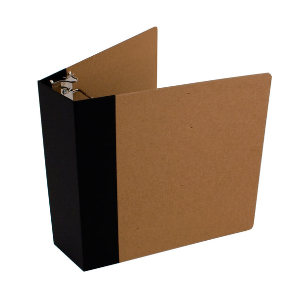 "3"" ReBinder Professional Recycled Binders - Recycled Chipboard"