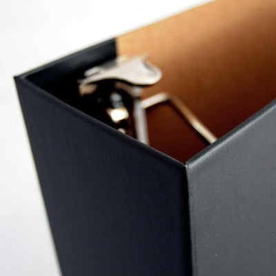 "1"" ReBinder Professional Recycled Binders - Spine Detail"