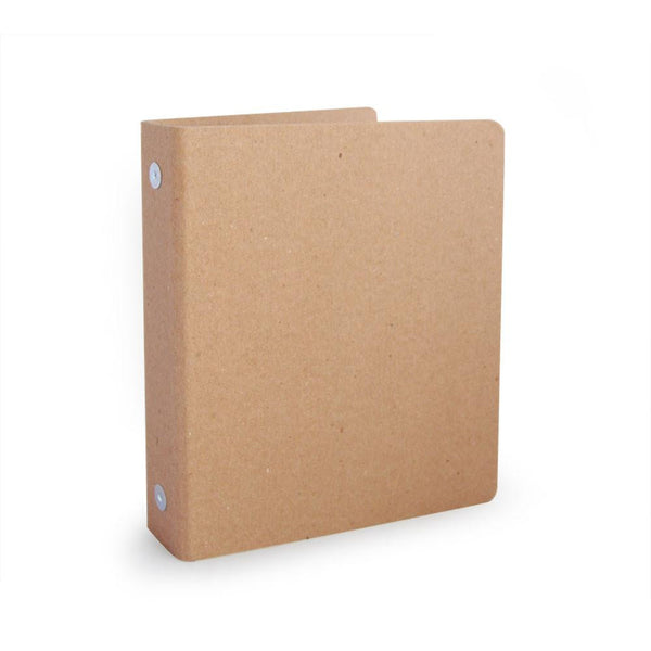 "1"" ReBinder Select Mini Recycled Binders - 100% Recycled Chipbioard"