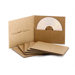 RePlay Cardboard CD Cases (25 Pack) - Guided  - 2