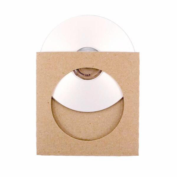 Custom Printed Cardboard CD Sleeves - ReSleeve View - Guided  - 1
