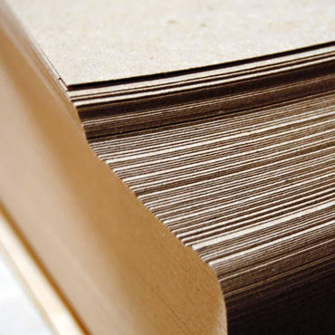 "13 pt Chipboard Sheets - 8.5"" x 11"" (250 sheets) - Recycled Chipboard"