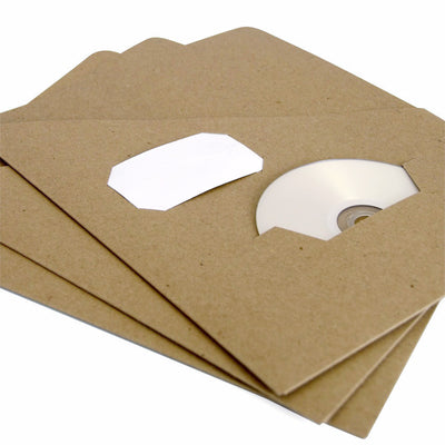 Foil Stamped Pocket Folders - RePouch - With or Without CD Slot