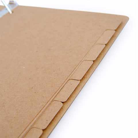 ReTab 8-Tab Binder Dividers (10 sets)