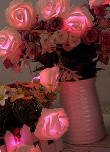 Romantic LED Party Roses