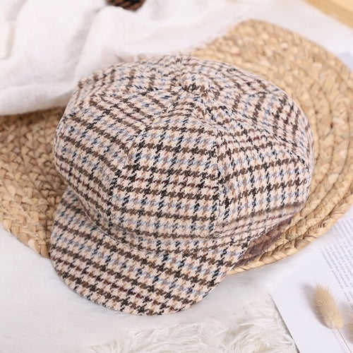 Kids Baby Girls Beret New Autumn And Winter