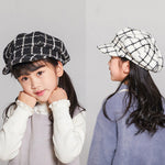 Load image into Gallery viewer, Kids Baby Girls Beret New Autumn And Winter