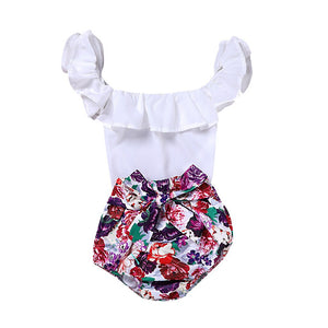 Infant fashion summer clothes