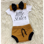 Load image into Gallery viewer, 3 Piece Cute Newborn Infant Clothes