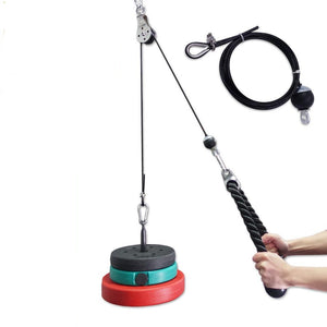 Fitness Pulley Cable System