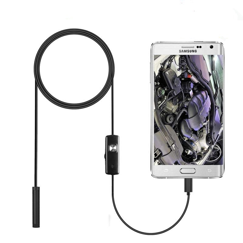 Endoscope Camera Flexible USB Inspection