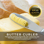 Load image into Gallery viewer, Butter 2 in 1 Peeler and Knife
