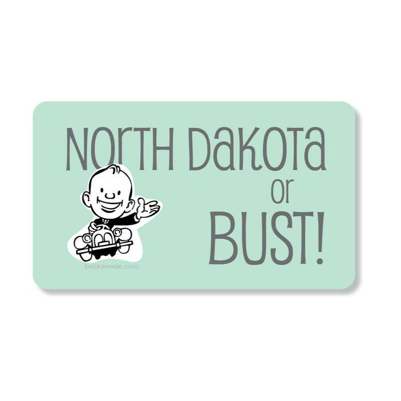 ND or Bust Magnet