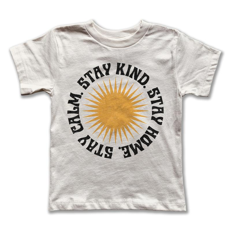 Stay Home Children's Tee