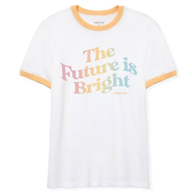 Future is Bright Ring Tee