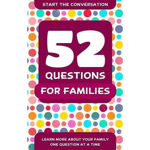 52 Questions For Families