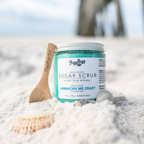 Vacation Sugar Scrub