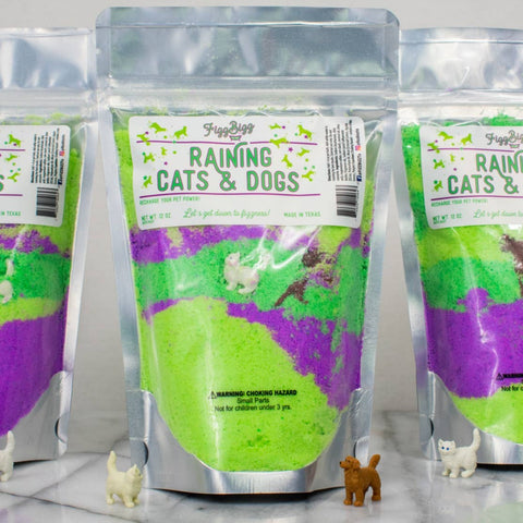 Cat & Dog Bath Salts