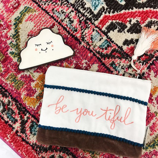Be You Tiful Pouch