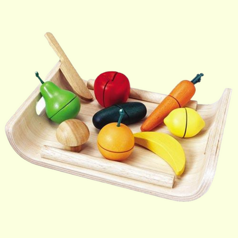 Fruit and Veggie Set
