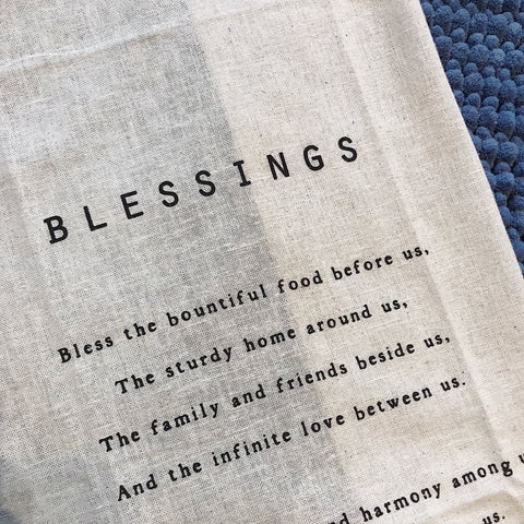 Blessings Towel