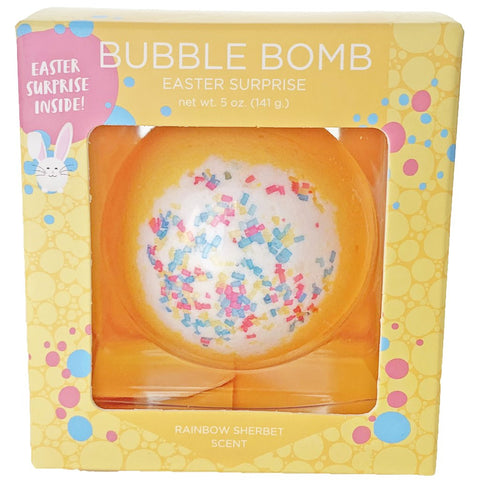 Two Sisters Easter Surprise Bubble Bomb