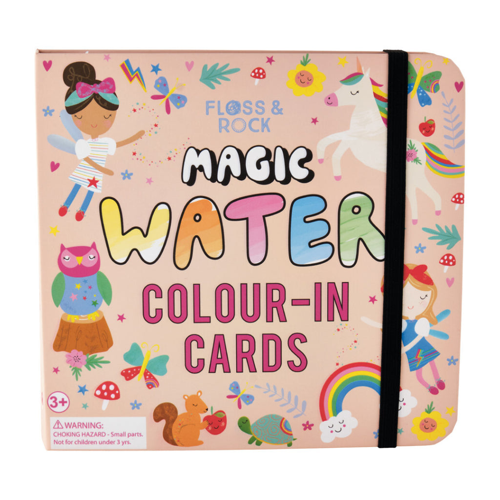 Unicorn Water Color Cards