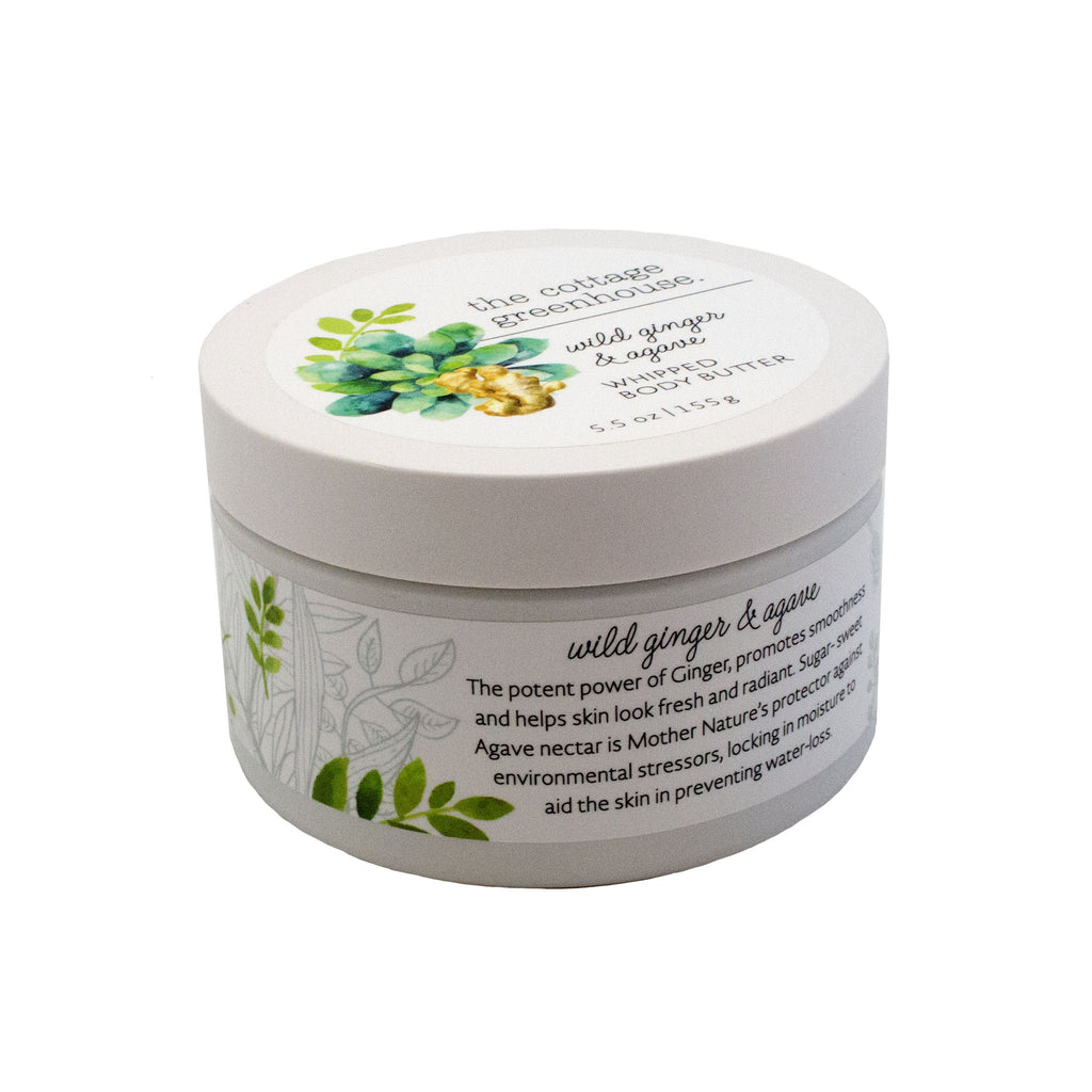 Ginger Agave Body Butter