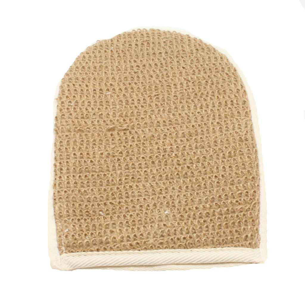 bamboo bath mitt back