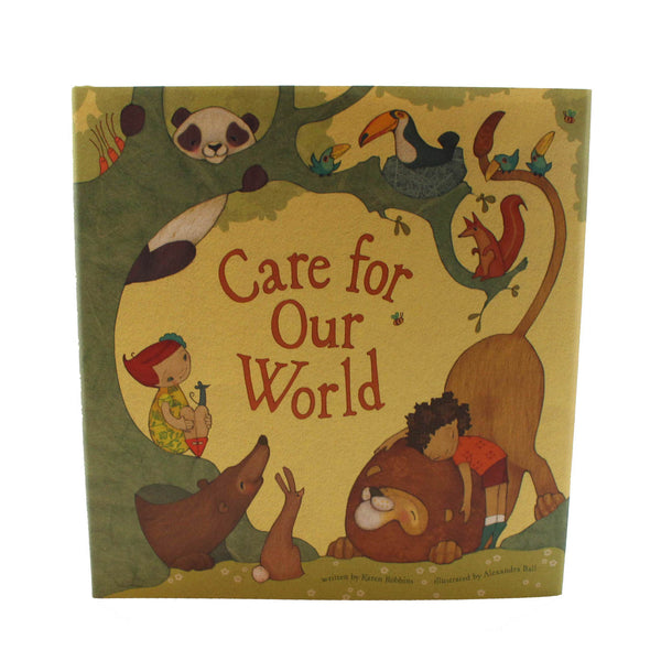 ways to care for our world 50 easy ways to save the planet  if no one is going your way,  the world wildlife fund and the ecologist magazine's book go mad 365 daily ways to save the planet.