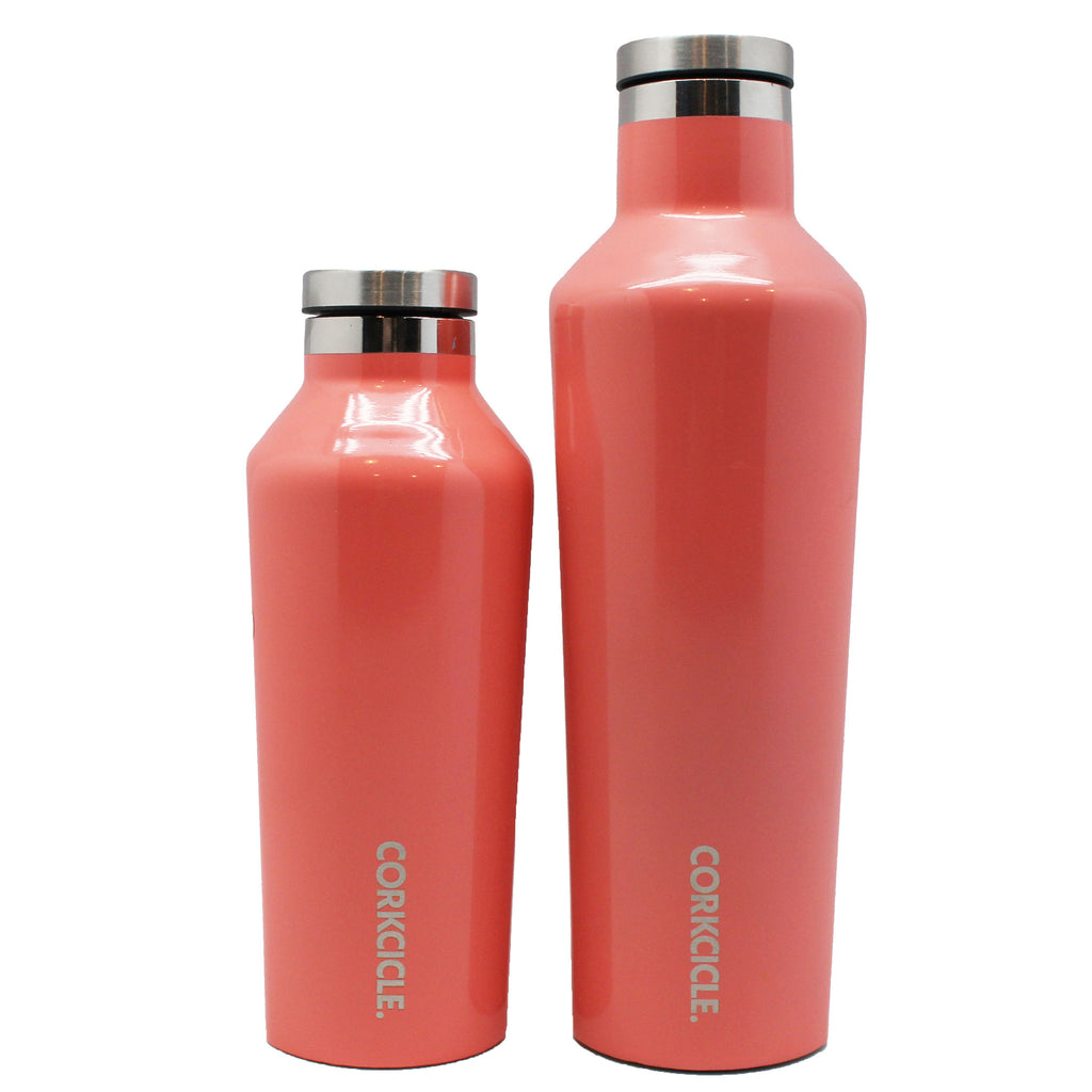 thermal bottle peach