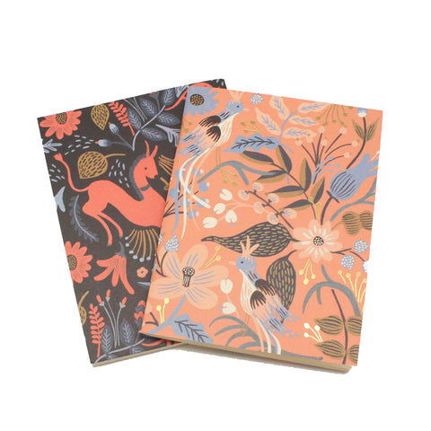 Folk Pocket Notebooks S/2