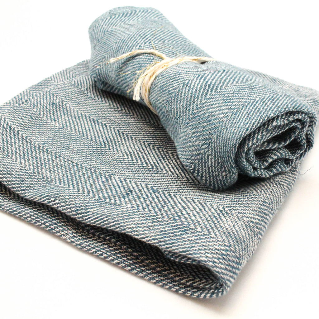 Blue Dish Towel