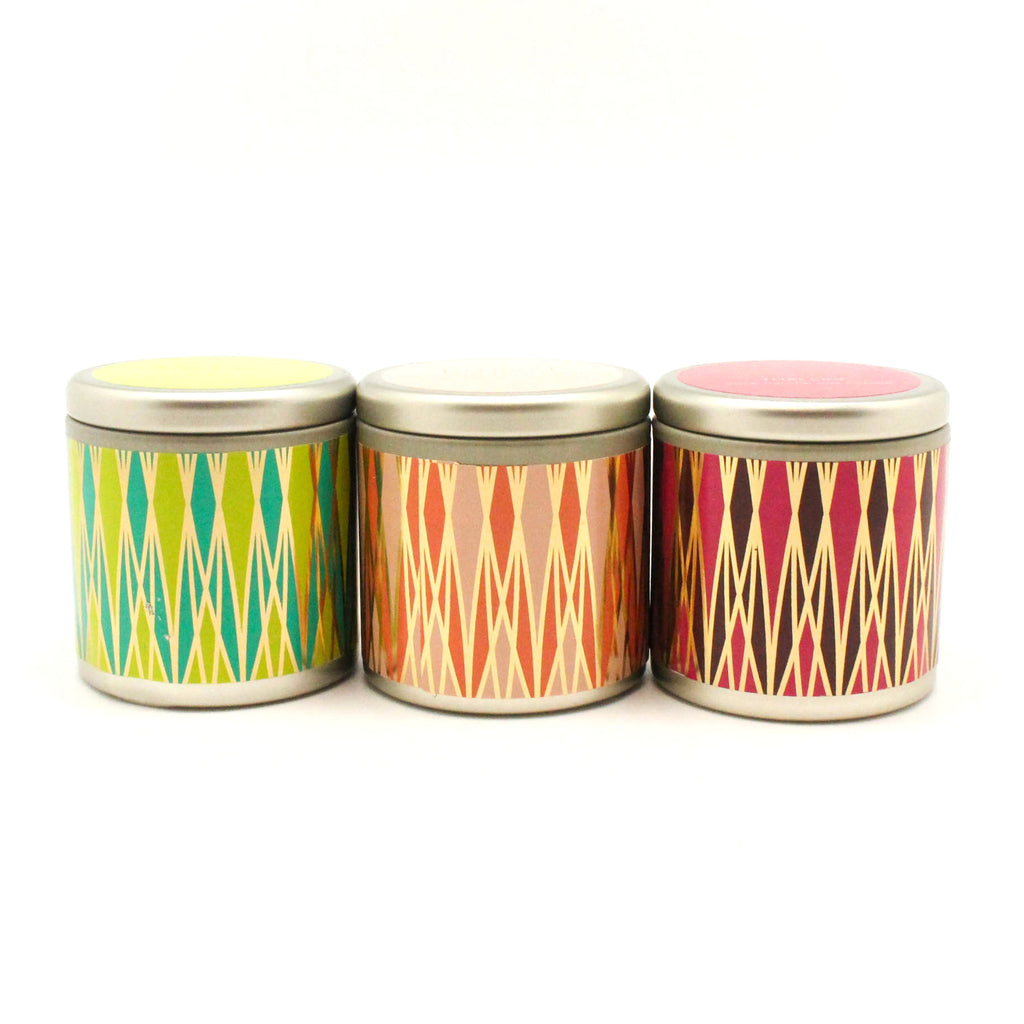 Mini Tin Candles